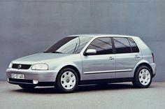 OG |1997 Volkswagen / VW Golf Mk4 | Full-size design proposal