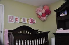 nursery ideas- all DIY