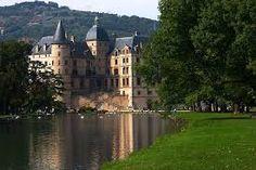 Beau domaine du Château de Vizille et son Parc, France