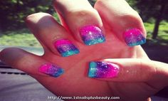 Nails art sioux falls sd picture nail art design pinterest sioux nail art designs pink and blue picture prinsesfo Image collections