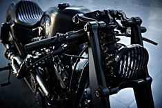 Rough Crafts 'Stealth Bullet' Sportster   Bike EXIF