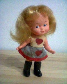 """Estrela mini-doll """"Kitty"""""""