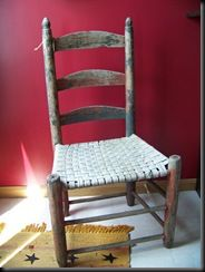 Primitives from Above: Make-do Chair Tutorial