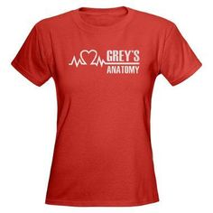 I found 'Greys anatomy Tshirt' on Wish, check it out!