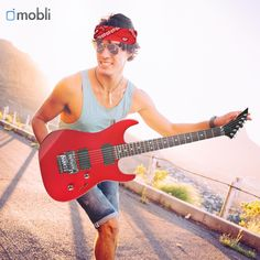 Are you ready to #ROCK? ...no? Well now you are with this new rock band #filter. on #mobli