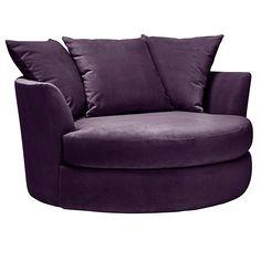 Cuddler Chair, Z Gallerie