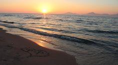 Dovolená na Kosu 1. část (Marmari) Celestial, Sunset, Outdoor, Sunsets, Outdoors, Outdoor Games, Outdoor Living