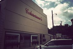 Established in 1950 by Filippo and Filomena Colasessano, is a dine-in or carryout pizza restaurant. With two locations in it is easy to try their famous signature pizza and pepperoni rolls (which can be shipped frozen to anywhere in the nation) Pepperoni Rolls, State Foods, Great Pizza, Marion County, Pizza Restaurant, West Virginia, Frozen, Heaven, Vacation