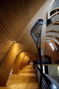 The Church of the Order of Discalced Carmelites on Architizer