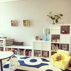 Ikea Craft for Kids Room 85 Ikea Kallax Playroom 4