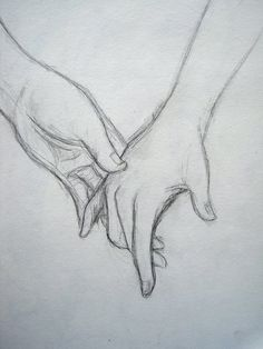 """""""You could hold my hand if you WANT to . . . '"""