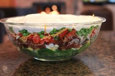 Original 7 Layer Salad Recipe
