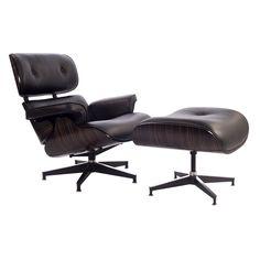 Eames lounge stoel. Lounge Leder. Design Lounge.