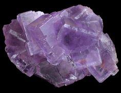 Fluorite from Caravia-Berbes District, Asturias, Spain