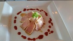 Tuna Tataki Option was excellent! Kimchi Sushi  |  14-998 Keewatin Street, Winnipeg, Manitoba R2