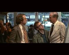 """""""How you ever got to teach a course in anything is totally amazing."""" (Marshall McLuhan's cameo in Annie Hall)"""