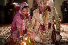 Indian Marriage Ceremony (o)