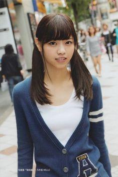 nanase nishino like Beautiful Japanese Girl, Japanese Beauty, Asian Beauty, Natural Beauty, Cute Asian Girls, Cute Girls, Kawai Japan, Ulzzang Short Hair, Japan Girl