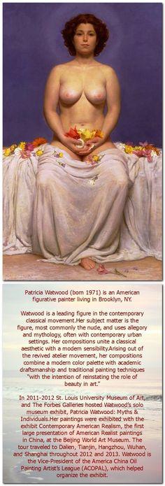 Patricia Watwood  Flora 2000