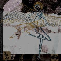 Mein Engel - by sigrid thaler Digital Art