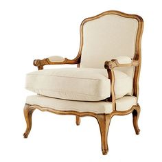 Louisa Bergere Chair   Ballard