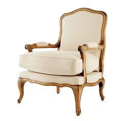 Louisa Bergere Chair   Ballard