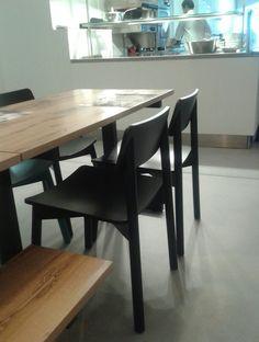 Mine chair, design Studio Segers