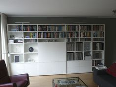 Boekenkastfabriek: Anderen over ons