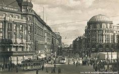 FürstenhofundKempinskiamPotsdammerPlatz, Potsdamer Platz, Berlin - Mitte (1932)
