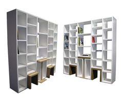 DAAO Concept Furniture by Danilo Olim
