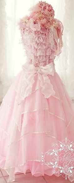 so pink and girly