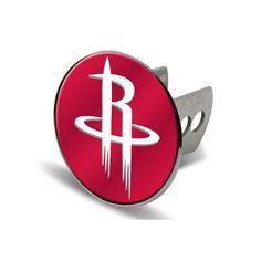 Houston Rockets NBA Laser Cut Hitch Cover xyz