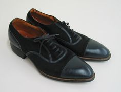 Shoes, mid 20th century. 2002.97.11.A.B. American Textile History Museum