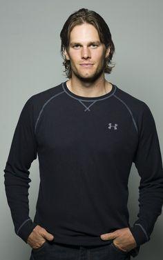 Tom Brady Long Hair | BUNDCHEN/ BRADY WATCH: Tom Brady's WICKED Boston Accent