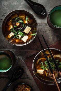 Grundrezept für Miso Suppe                                                                                                                                                                                 Mehr