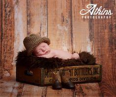 Mini Cowboy Babe #AtkinsPhotography