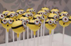 Minion Cakepop