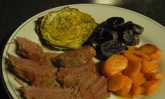 Best Corned Beef Silverside On The Planet. Corned Silverside Slow Cooker, Slow Cooker Corned Beef, Corned Beef Recipes, Slow Cooker Recipes, Cooking Recipes, How To Make Sandwich, Retro Recipes