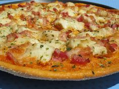 Pizza Domino´s Con Thermomix - salen 3 pizzas