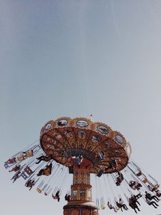 Swing carousel.  | Gabrielle Assaf | VSCO Grid