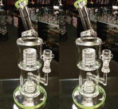 Grace Green Glass Bongs Water Pipes Smoking Pipe Honeycomb Ash Catcher With Dome Percolator Stainless Glass Water Pipes Recycler Oil Rigs From Relaxhome, $30.37   Dhgate.Com