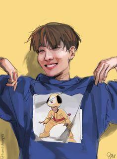 Fanarts: YoonSeok / Sope / Hopega🌸 - bts - Fanart beautiful Yoongi and Hoseok BTS. ~ None of the items shown here are my own ~ ~ credit to the - Bts Chibi, Wattpad, Jung Kook, Fan Art, Exo Bts, J Hope Dance, Steven Universe, Kpop Drawings, Hoseok Bts