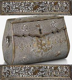 A bolsa mais antiga do mundo está em exposição em Londres