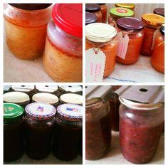 """slivkové """"čatní"""" Hot Sauce Bottles, Food, Essen, Meals, Yemek, Eten"""