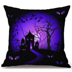 Free halloween wallpapers for my phone iphone background black and purple halloween haunted house wallpaper Retro Halloween, Spooky Halloween, Deco Porte Halloween, Halloween Chat Noir, Purple Halloween, Halloween Horror Nights, Halloween Painting, Halloween Haunted Houses, Halloween Images