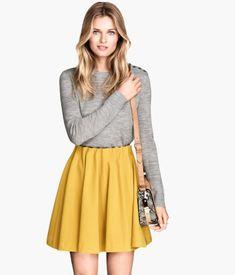 H&M Flared Skirt $29.95