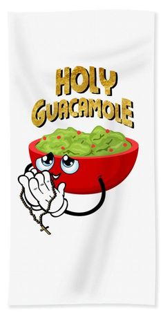 Towel - Holy Guacamole  #towel #e #s #cotton #energyefficient $35.00 #organic #natural #ecofriendly #sustainaable #sustainthefuture