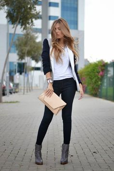 Outfit Ideas With Blazer