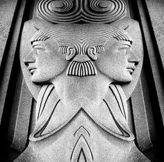 Double Deco Goddess by Ikonik2010, via Flickr