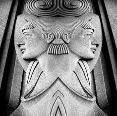 Double Deco Goddess by Ikonik2010. @designerwallace
